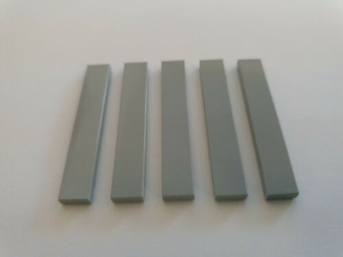 v78 LEGO ® 5 x 6636 Carreau 1 x 6 gris clair 4211549 Star Wars