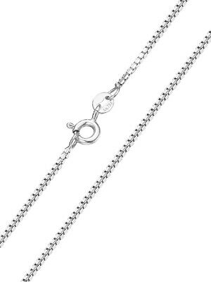 New Hot Solid Au750 18K Yellow Gold Women's O Link Chain Necklace 18inch