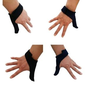 Breathable-Sports-Bowling-Ball-Thumb-Saver-Finger-Hand-Grip-Protection-Glove