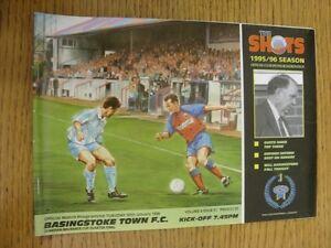 30-01-1996-Aldershot-Town-v-Basingstoke-Town-Guardian-Insurance-Cup-Thanks-f
