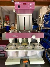 Distek 2100b Dissolution System With Heaterpump Paddles Vessels Complete