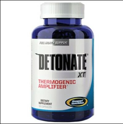 Gaspari detonate XT Expiry 6/16 SHIPPING Fatburner/ Weight Loss / CLEARANCE