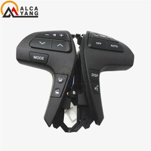 Auto Steering Wheel Audio Control Button Switch For TOYOTA HILUX VIGO Highlander