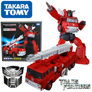 Masterpiece-MP-33-Inferno-FUSO-T951-Transformers-Action-Figure-KO-Toy
