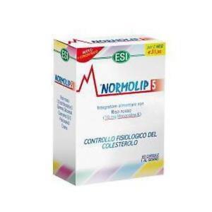 ESI Normolip 5 per il controllo fisiologico del colesterolo 60 capsule