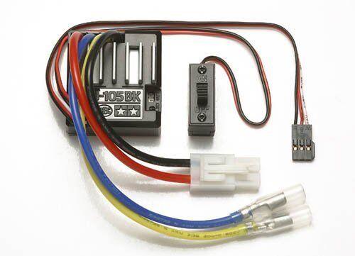 105 BK with BEC Tamiya TEU Tamiya 9054 Tools Electronic Speed Controller