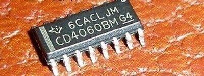 50 PCS CD4060BM SOP-16 CD4060 Carry Binary Counters