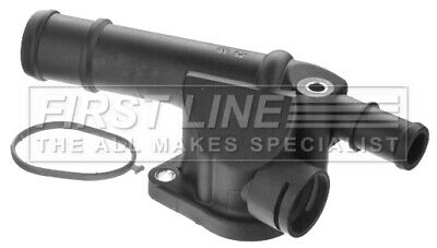 Pipe fits BMW 520 E61 2.0D 07 to 10 Water Firstline 11117800048 Coolant Flange