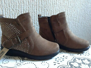 New Cushion Walk Talia Ankle Boot