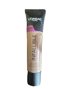 L'Oreal Infallible Total Cover Full Coverage Foundation ~ Choose From 12 Shades