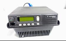 Motorola Mcs2000 Two Way Mobile Radio M01hx812w Sn 722ayq1068