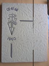Ronnie James Dio Cortland NY CO-HI-AN 1960 High School year book Ronald Padavona