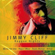 CD NEU/OVP - Jimmy Cliff - Reggae Nights
