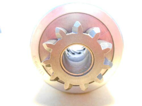 Nuevo motor de arranque piñón para Bosch espacio para moverse engranajes libre para moverse engranaje 11 diente