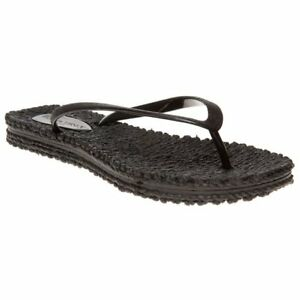a5ddf735a New WOMENS ILSE JACOBSEN BLACK LIQUID CHEERFUL 01 RUBBER SANDALS ...