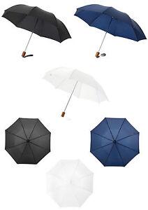 2 segments parapluie/sacs parapluie avec poignée en bois et housse-NEUF -  </span>