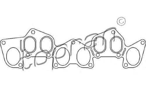 Seal Gasket for intake manifold Fits CITROEN Jumper PEUGEOT Boxer 1992-2002