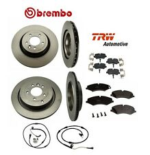 Front & Rear Brake Kit Range Rover Sport 5.0 Natural Aspirated Brembo TRW 10-13
