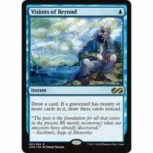 Mtg Ultimate Masters Visions Of Beyond Ebay