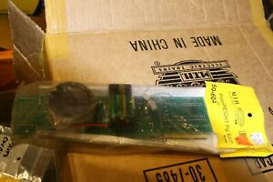 MTH-O-gauge-Proto-sound-Freight-pig-sounds-50-604-circut-board-amp-instructionsNEW