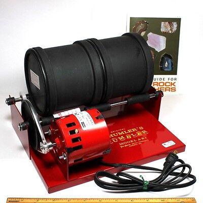 2 Original Thumlers Rock Tumbler replacement BELT 3 lb model T 100 # 400