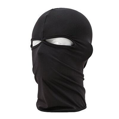 Dark gray Outdoor Sports Cycling Ski Cool Lycra Ultra Thin Balaclava Face Mask