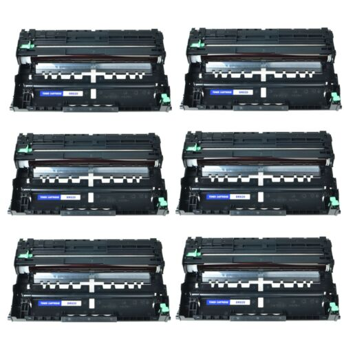 6PK DR820 Drum For Brother DCP-L5500DN DCP-L5600DN DCP-L5650DN MFC-L6800DW