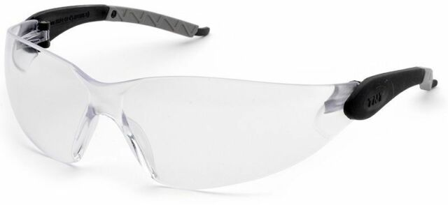 Elvex TNT Safety Glasses with Clear Lens ANSI Z87