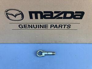 IndéPendant Mazda 6 Gg/gy Abschleppöse Remorquage Crochet De Remorquage-afficher Le Titre D'origine Exquis (En) Finition