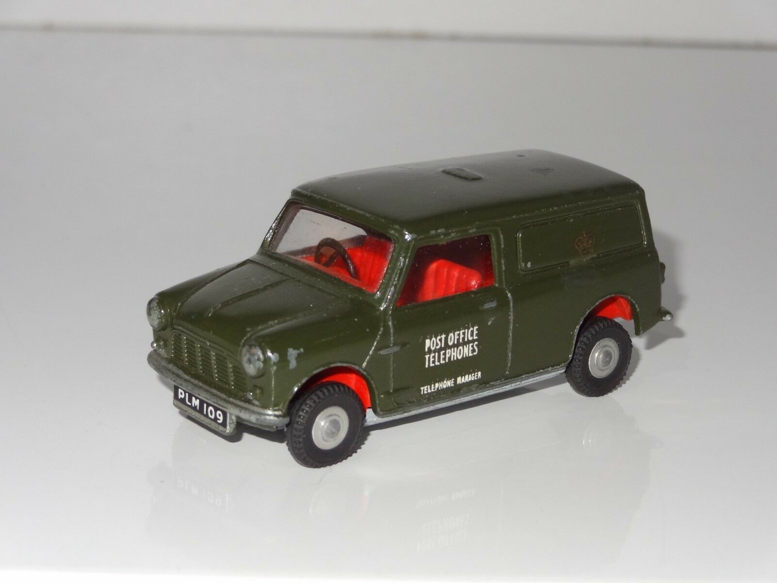 (V) TRIANG Spot On Austin Mini Van GPO Telefoni - 210/2