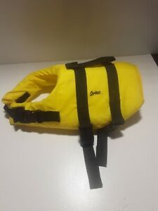 STEARNS  Pet Vest  Dog Life Jacket  Small 10-20 lbs Yellow