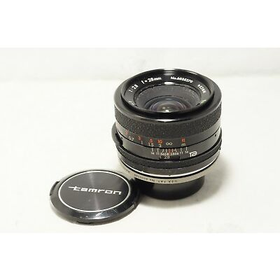Tamron CW-28 28mm F2.8 BBAR MC MF for Pentax M42 [6035270]