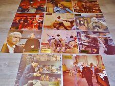 LE TROISIEME OEIL !  rare jeu de photos luxe cinema kung-fu karate 1970