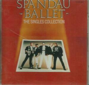 二手 早期日本1A1版 CD冇花 SPANDAU BALLET SINGLES COLLECTION TRUE GOLD ONLY WHEN YOU LEAVE