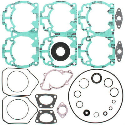 Complete Gasket Kit with Oil Seals For Ski-Doo
