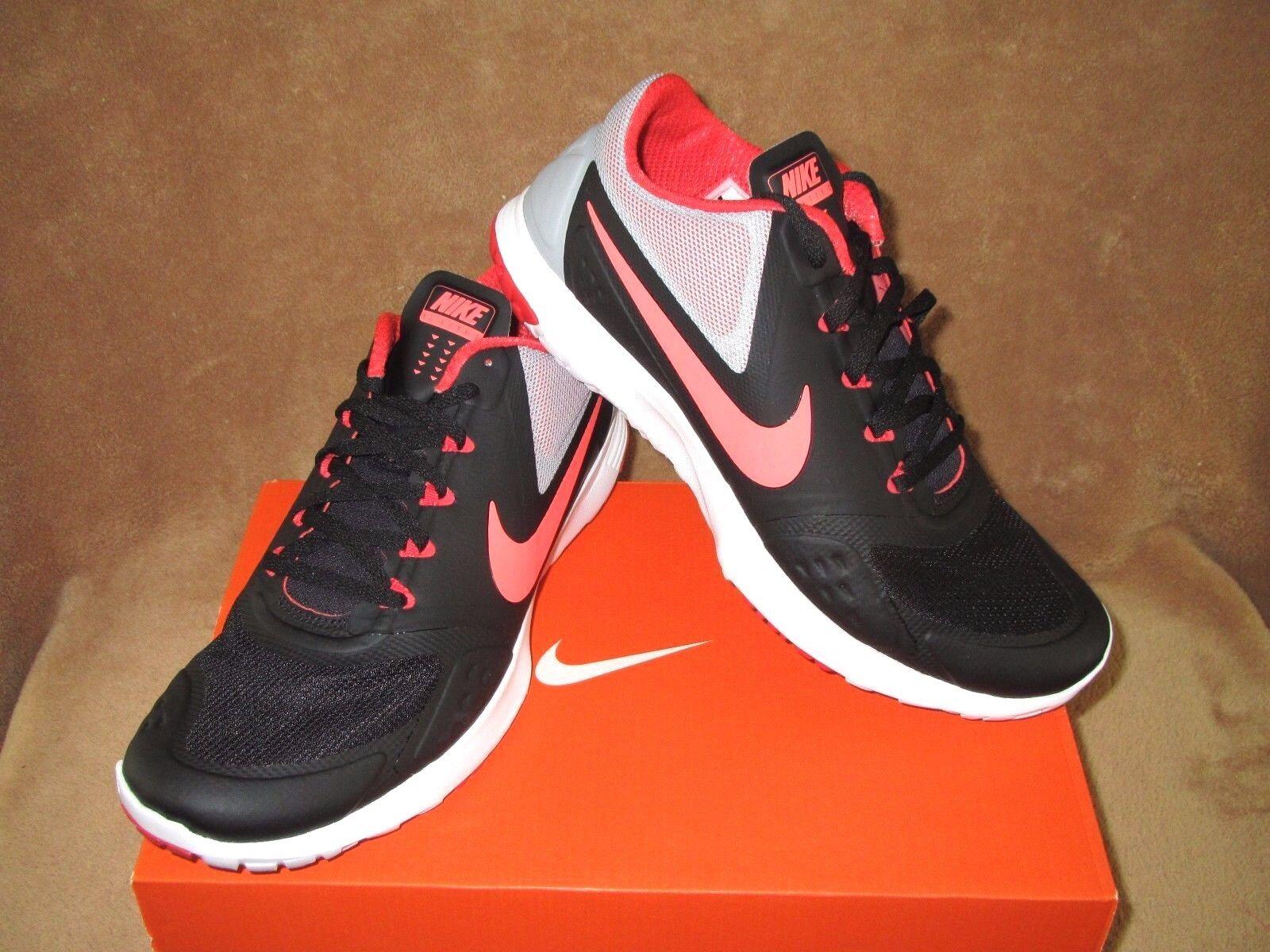 Nueva Nike SM Lite Trainer II zapatos Negro / Gris Hot Lava / WLF Gris / / drng Rd hombres 8,5, 10 df4ea0