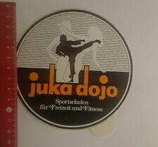 Aufkleber/Sticker: Juka Dojo Sportschulen für Freizeit und Fitness (151216144)