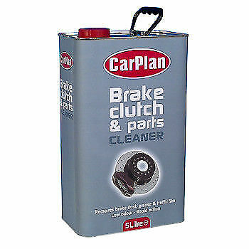 Car Plan BRAKE CLEANER 5L - For speedy removal of dirt and grease