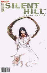 Silent HILL: muriendo dentro de #2 muy bien; IDW   ahorra en tus envíos-detalles dentro