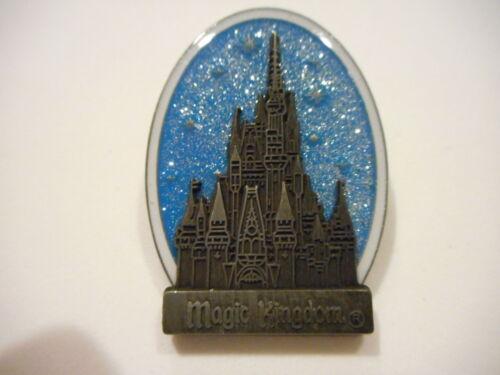 Disney/'s Magic Kingdom Glitter Disney Pin
