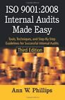 ISO 9001 2008 Internal Audits Made Easy 9780873897518 Paperback