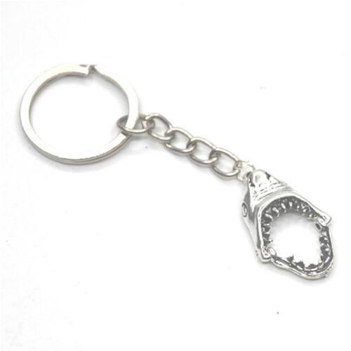 REQUIN collier bracelet porte-clés Grand requin blanc original collier bracelet OCEAN