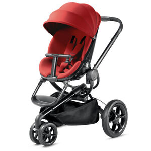 Brand New Quinny Moodd Pushchair Stroller in Red Rumour RRP£599