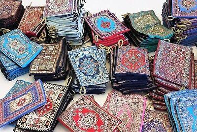 Evil Eye Turkish Coin Purse,Kilim Bag,Zippered,Pouch,Wallet,Cell Phone Holder,Monedero Turco,T\u00fcrkischer Geldbeutel,Porte Monnaie