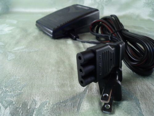 Foot Pedal Cord JANOME JD1106,108,204D,303,3125,340,344,405,415,419S,521,MC4023