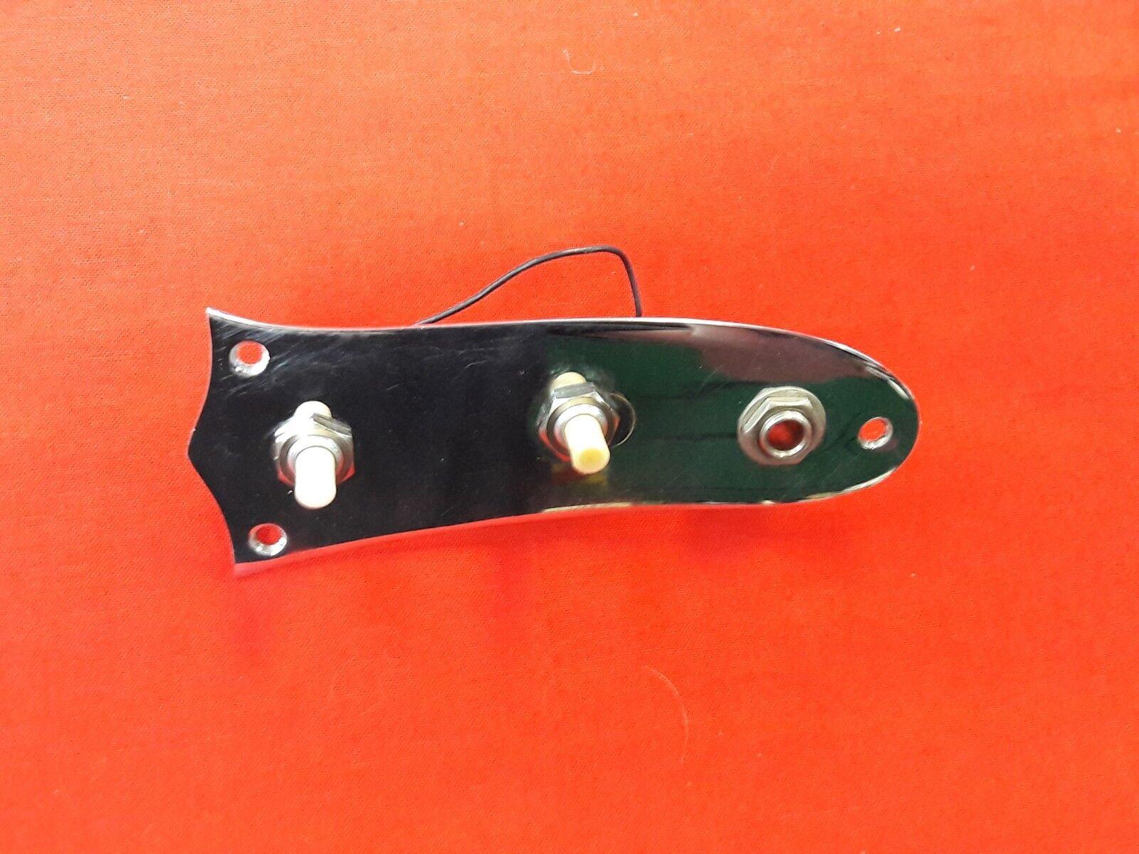 Klassischer 1974 USA Fender Präzision Bass Gitarre Kabelbaum Telecaster Töpfe