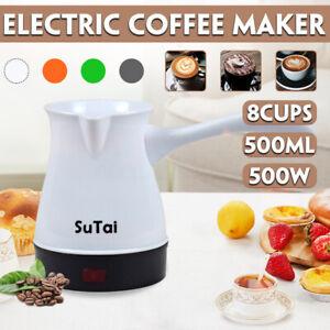 Kaffeekanne elektrische Kaffeekocher Mokkakocher für die türkische Kaffee