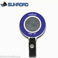 Lcd Digital Fishing Barometer Altimeter Thermometer Weather Forecast
