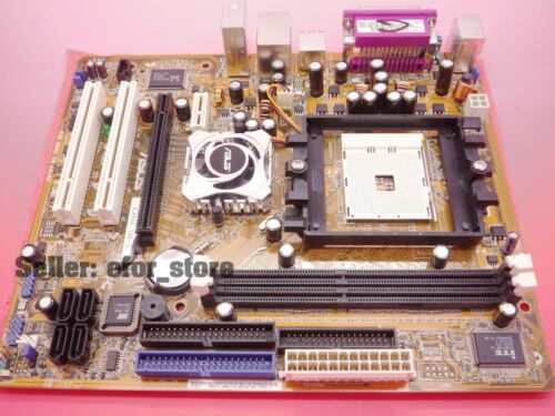 *NEW Asus K8N4-DM//S Socket 754 MotherBoard