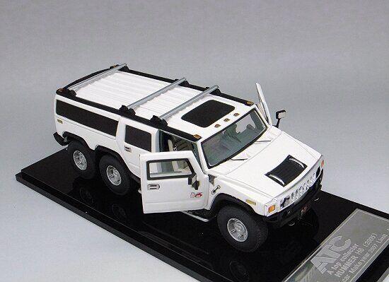 1 43 Hummer H6 Limousine  (white)